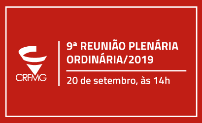 9ª Reunião Plenária Ordinária de 2019